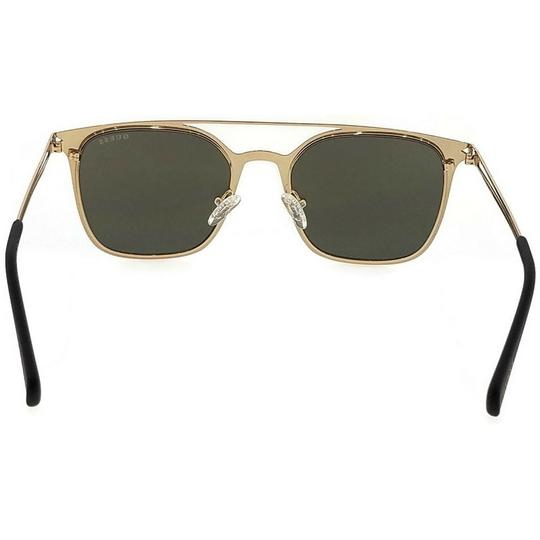 Guess GU6923-02G-53 Square Unisex Black Frame Brown Lens Genuine Sunglasses Image 3