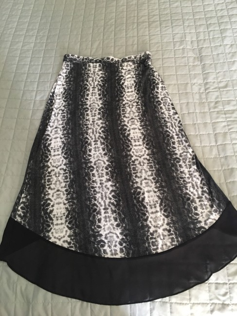 MICHAEL Michael Kors Skirt black and gray Image 2
