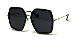 Gucci Extra Large GG106S 001 - FREE 3 DAY SHIPPING Oversized