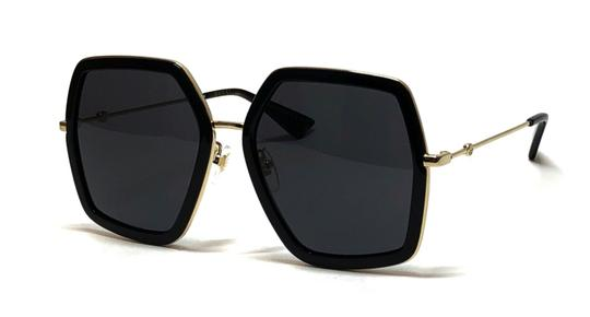 Gucci Extra Large GG106S 001 - FREE 3 DAY SHIPPING Oversized Image 2