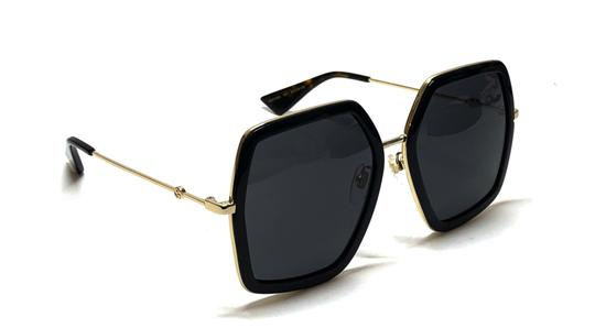 Gucci Extra Large GG106S 001 - FREE 3 DAY SHIPPING Oversized Image 9