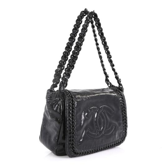 Chanel Patent Shoulder Bag Image 1