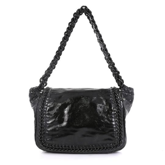 Chanel Patent Shoulder Bag Image 2