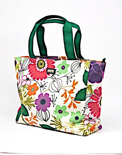 Jim Thompson Summer Summer Hat Floral Tote in Multicolor Image 1