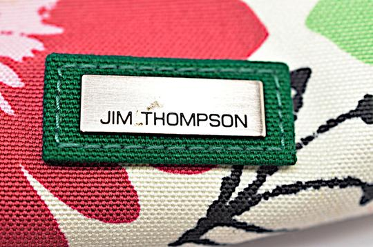 Jim Thompson Summer Summer Hat Floral Tote in Multicolor Image 11