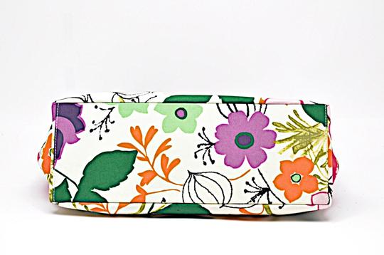 Jim Thompson Summer Summer Hat Floral Tote in Multicolor Image 5