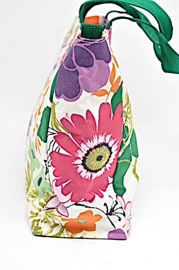 Jim Thompson Summer Summer Hat Floral Tote in Multicolor Image 8