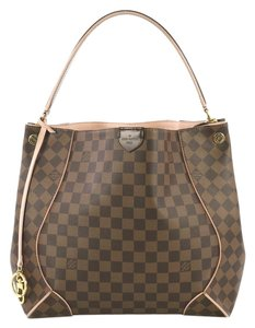 Louis Vuitton Caissa Hobo Bag