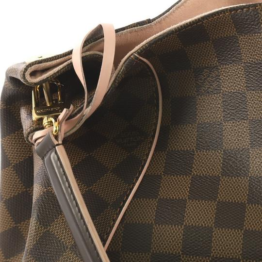 Louis Vuitton Caissa Hobo Bag Image 5