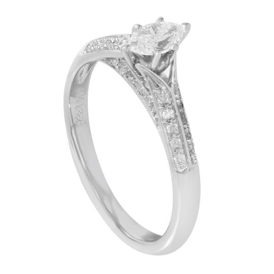 Rachel Koen Diamonds Ladies Engagement Ring 0.75 Cttw 3.2 g Image 1