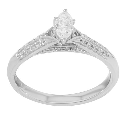 Rachel Koen Diamonds Ladies Engagement Ring 0.75 Cttw 3.2 g Image 4