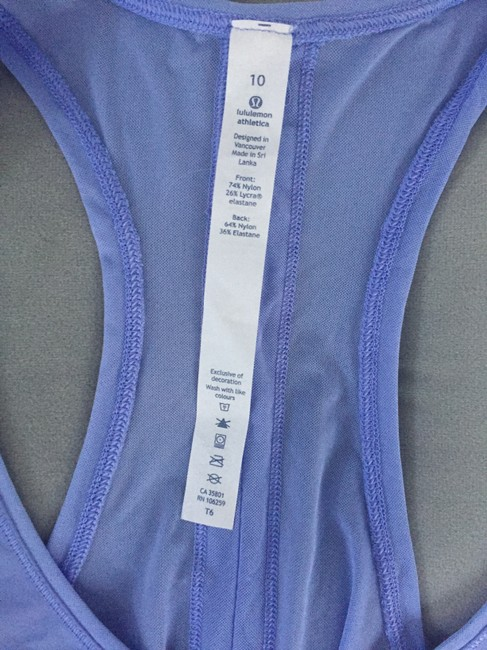 Lululemon Two With One Singlet Image 7