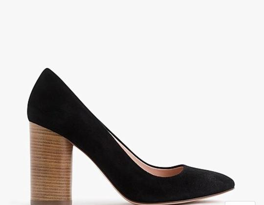 J.Crew Black Pumps Image 1
