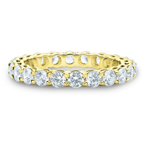 Preload https://img-static.tradesy.com/item/25679580/14kt-yellow-gold-2-cttw-diamond-shared-prong-airline-setting-size-625-ring-0-0-540-540.jpg