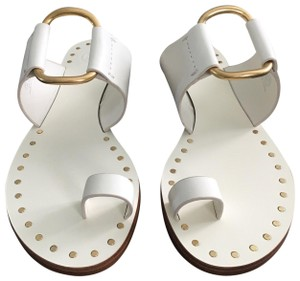 Tory Burch Perfect Ivory Sandals