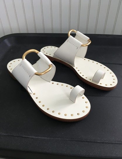 Tory Burch Perfect Ivory Sandals Image 1