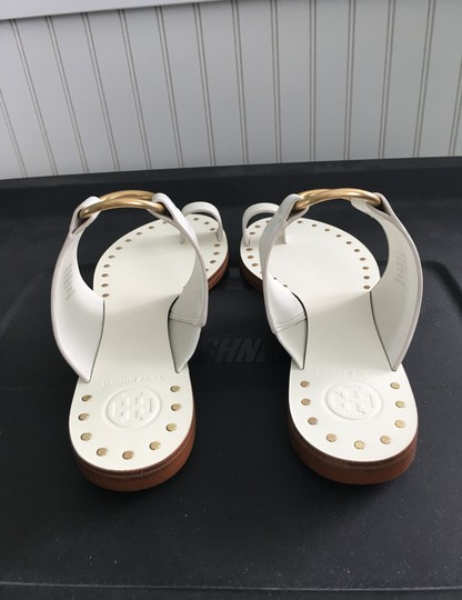 Tory Burch Perfect Ivory Sandals Image 3