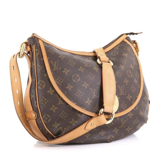 Louis Vuitton Tulum Handbag Satchel in brown Image 1