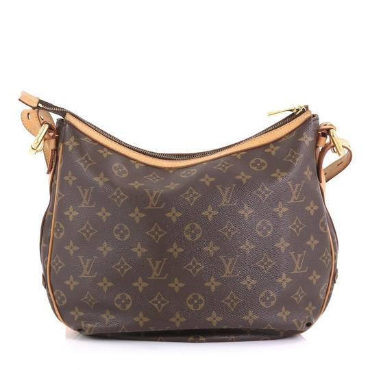 Louis Vuitton Tulum Handbag Satchel in brown Image 2