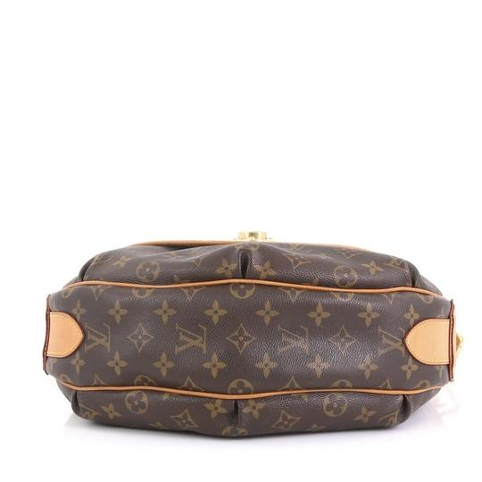 Louis Vuitton Tulum Handbag Satchel in brown Image 3