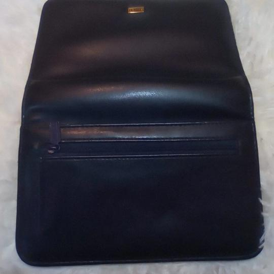 Preload https://item2.tradesy.com/images/buxton-blue-faux-leather-wallet-clutch-25679761-0-4.jpg?width=440&height=440