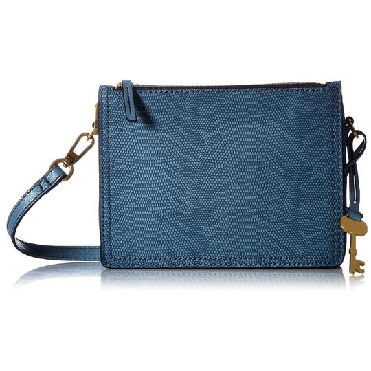 Preload https://img-static.tradesy.com/item/25679832/fossil-campbell-textured-faded-indigo-faux-leather-cross-body-bag-0-0-540-540.jpg