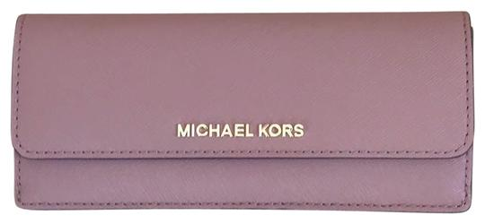 Preload https://img-static.tradesy.com/item/25679880/michael-kors-dusty-rose-multicolor-flat-jet-set-travel-wallet-0-1-540-540.jpg