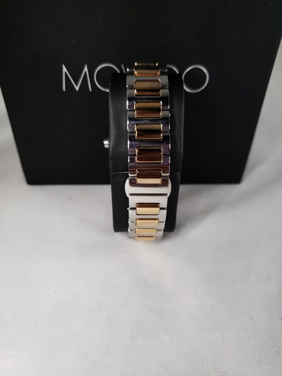 Movado Women's 'Bold' Two Tone Stainless Steel Watch (3600504) Image 2