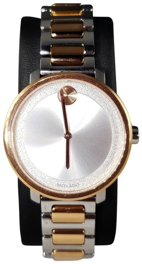 Preload https://img-static.tradesy.com/item/25679892/movado-goldsilver-women-s-bold-two-tone-stainless-steel-3600504-watch-0-1-540-540.jpg