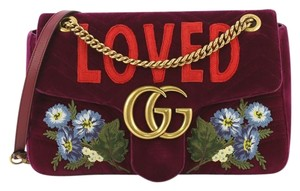 Gucci Matelasse Flap Shoulder Bag