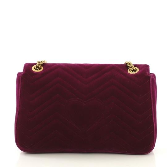 Gucci Matelasse Flap Shoulder Bag Image 2