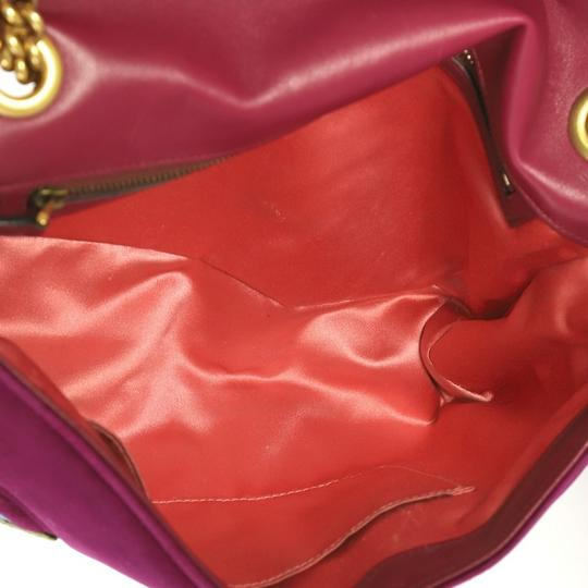 Gucci Matelasse Flap Shoulder Bag Image 4