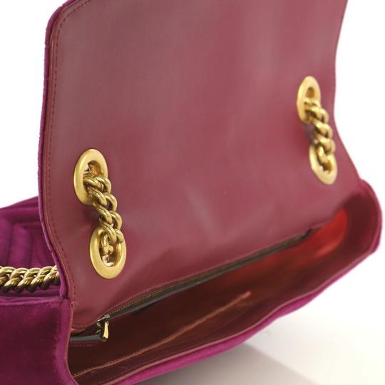 Gucci Matelasse Flap Shoulder Bag Image 7