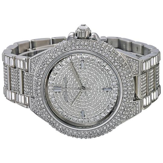 Michael Kors Camille Stainless Pave Crystal Glitz MK5869 Image 5