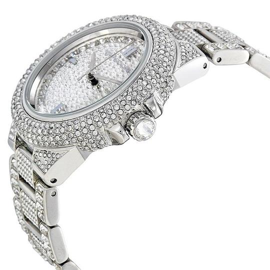 Michael Kors Camille Stainless Pave Crystal Glitz MK5869 Image 6