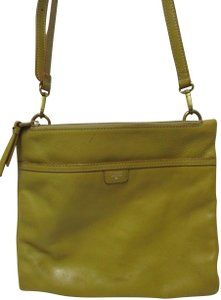 Fossil Leather Purse Cross Body Bag