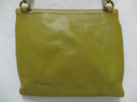 Fossil Leather Purse Cross Body Bag Image 1