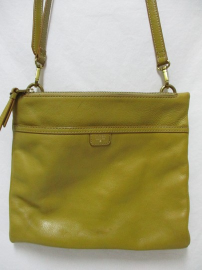 Fossil Leather Purse Cross Body Bag Image 10