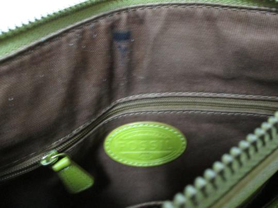 Fossil Leather Purse Cross Body Bag Image 11