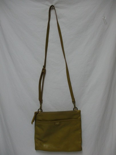 Fossil Leather Purse Cross Body Bag Image 2