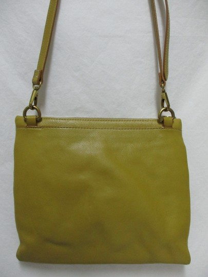 Fossil Leather Purse Cross Body Bag Image 3