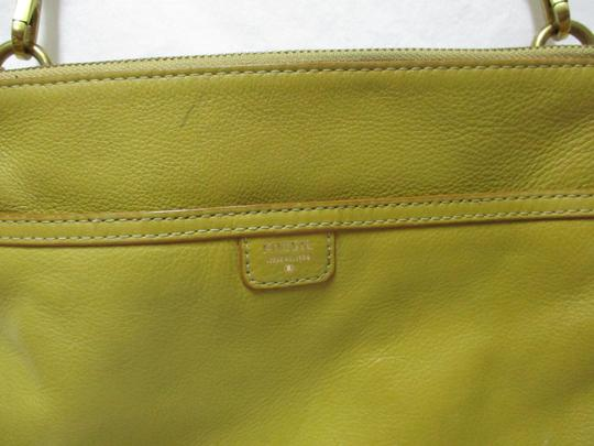Fossil Leather Purse Cross Body Bag Image 4