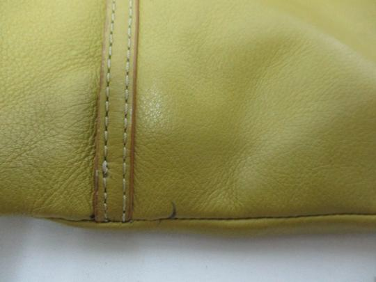 Fossil Leather Purse Cross Body Bag Image 5