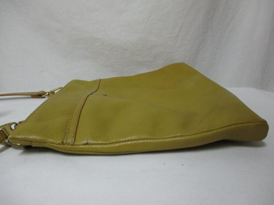Fossil Leather Purse Cross Body Bag Image 6