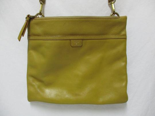 Fossil Leather Purse Cross Body Bag Image 8