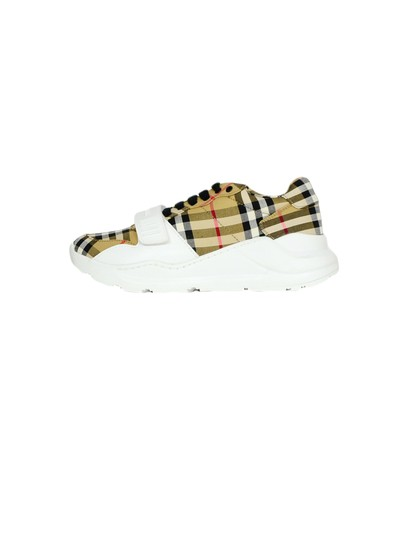 Preload https://img-static.tradesy.com/item/25679956/burberry-plaid-w-regis-check-low-top-w-exaggerated-sole-sneakers-size-eu-375-approx-us-75-regular-m-0-0-540-540.jpg