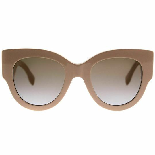 Fendi Pink Brown Gradient Image 1
