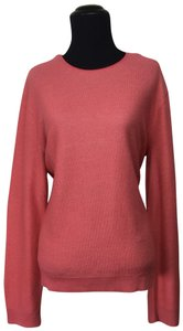 Agnona Cashmere Silk Textured Marled Sweater