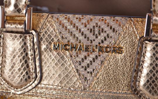 MICHAEL Michael Kors Mk Purse Handbag Purse Cross Body Bag Image 9