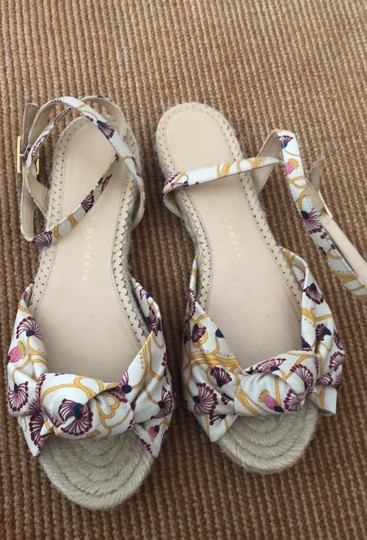 Charlotte Olympia beige purple and yellow Sandals Image 2